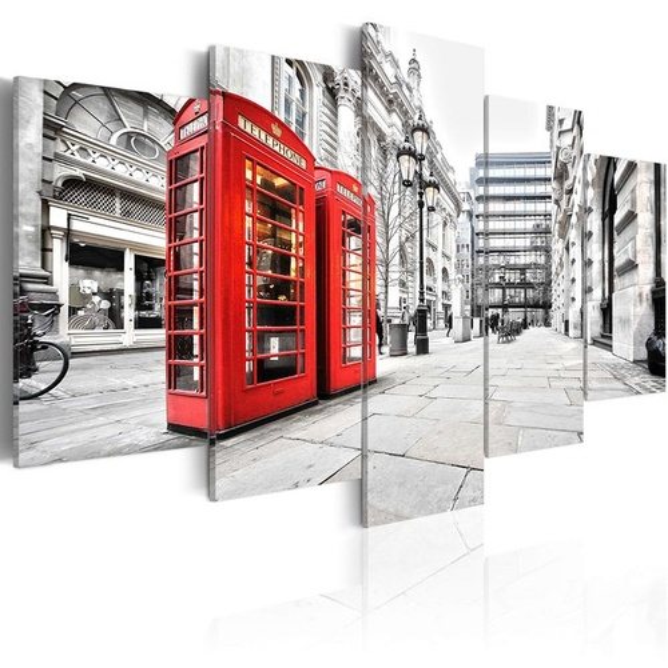 Tablou - Street of London