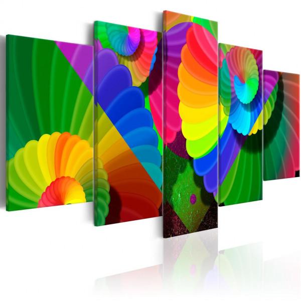 Tablou - Twisted Colours