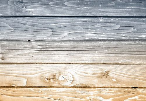 Wood Planks Texture Photo Wallpaper Wall Mural
