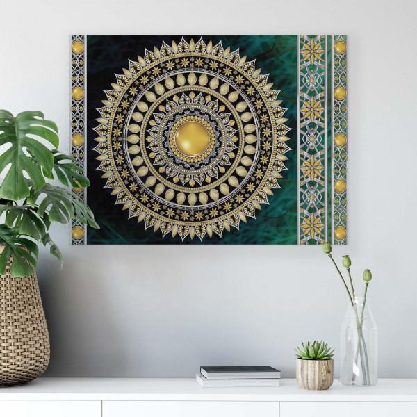 Ethnic Canvas Photo Print