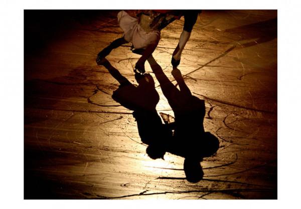 Fototapet - Figure skating