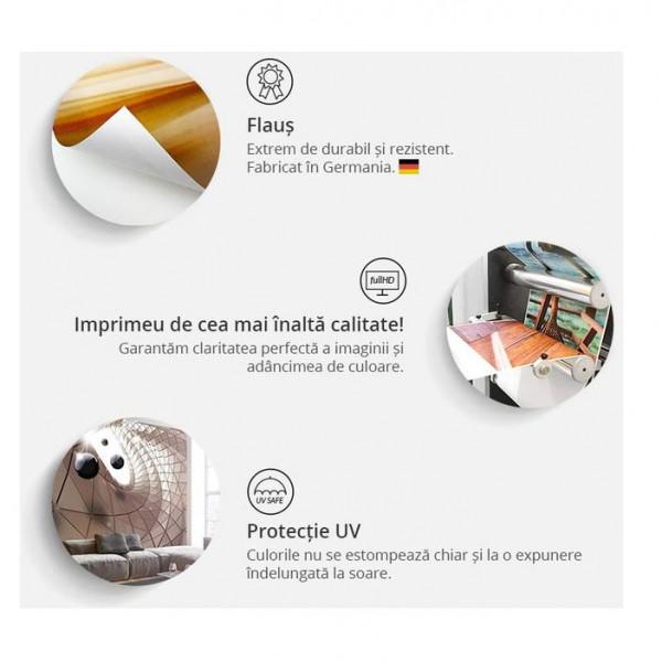 Fototapet - Small travel. Large travel (German language)
