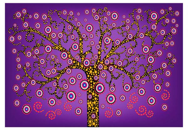 Fototapet - The magic tree