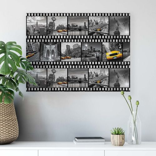 New York Canvas Photo Print
