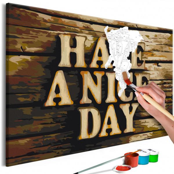 Pictatul pentru recreere - Have a Nice Day