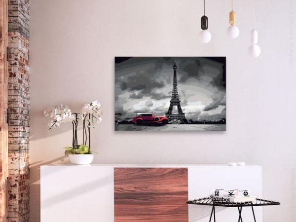 Pictatul pentru recreere - Paris (Red Limousine)