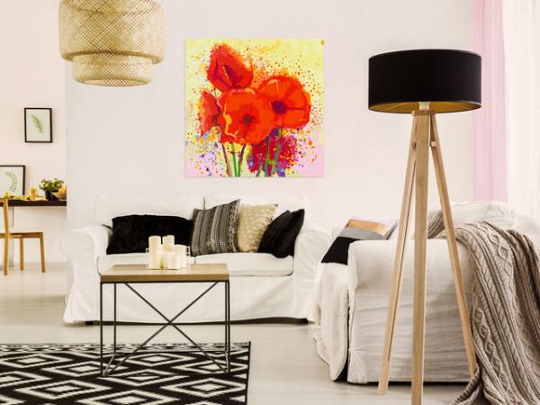 Pictatul pentru recreere - Poppies (modern)
