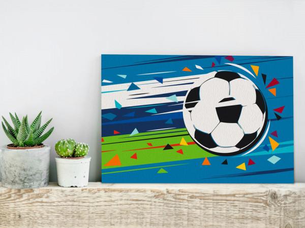 Pictatul pentru recreere - Shoot and Goal!