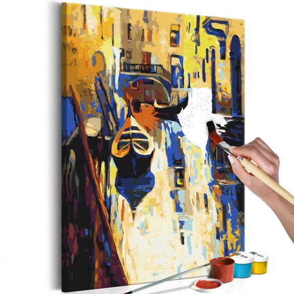 Pictatul pentru recreere - Venice (Gondolas)