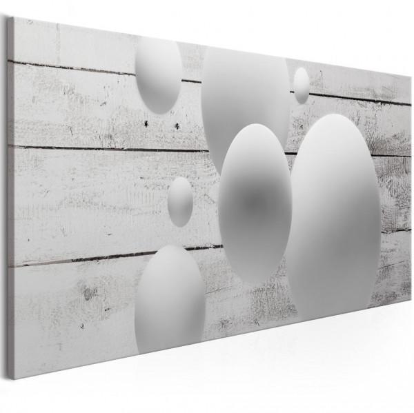 Tablou - Balls and Boards (1 Part) Narrow