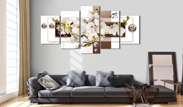 Tablou - Flowery Installation