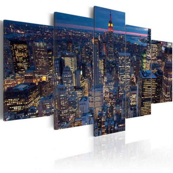Tablou - Good night New York!
