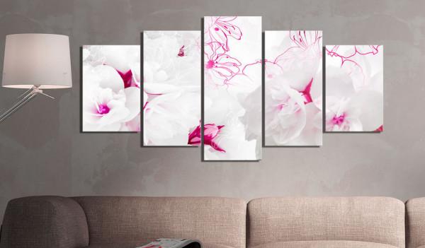 Tablou - Pink gossamer