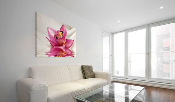 Tablou - Unusual orchid