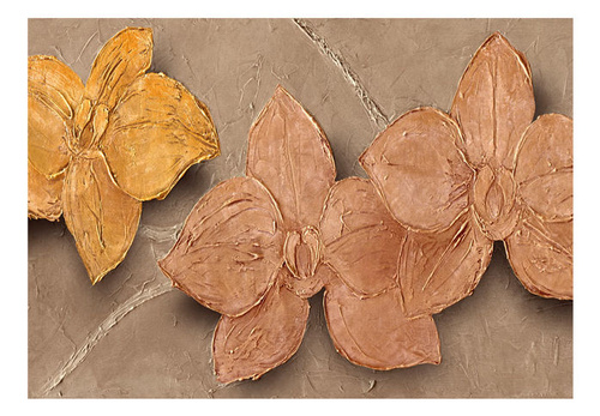 Fototapet - Painted Orchids