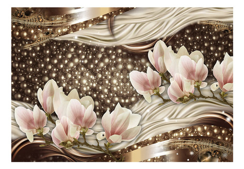 Fototapet - Pearls and Magnolias