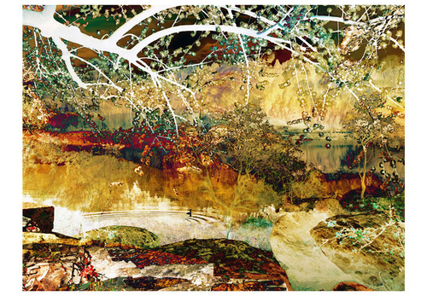 Fototapet - River of life
