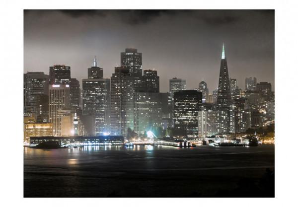 Fototapet - San Francisco by night