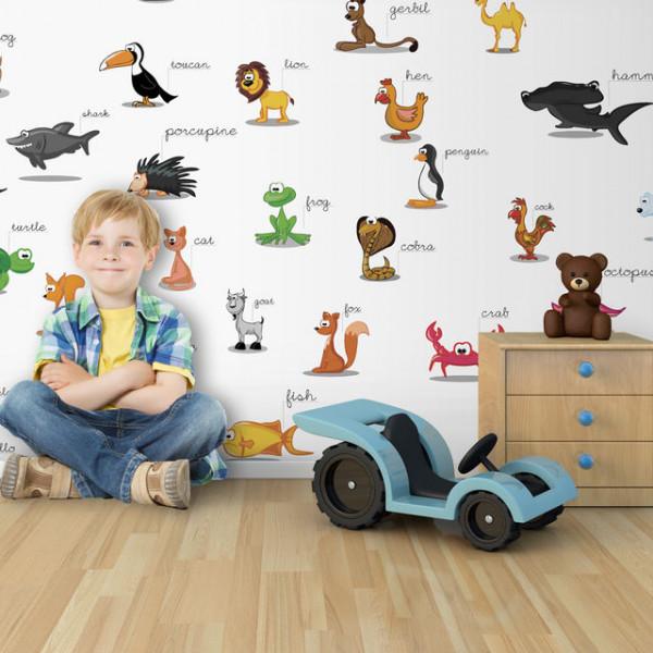 Fototapet XXL - animals (for children)