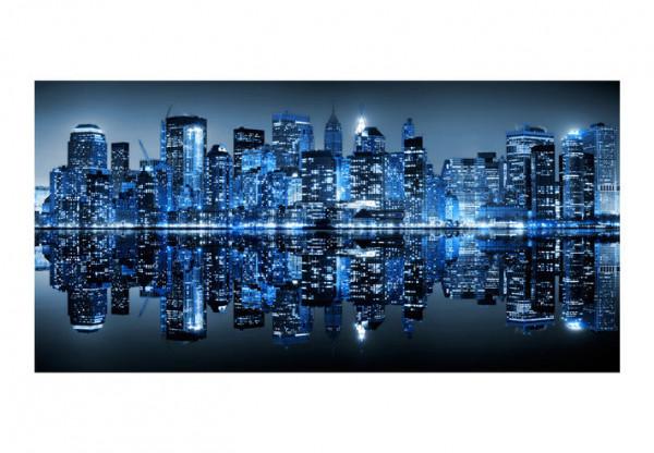 Fototapet XXL - Ocean of lights - NYC