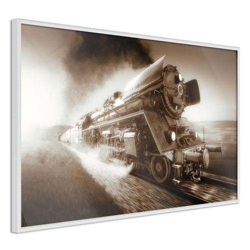 Poster - Steam and Steel