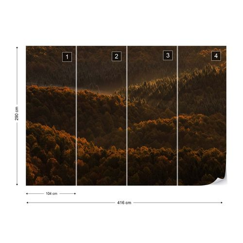 Small Details Makes The Difference Photo Wallpaper Mural