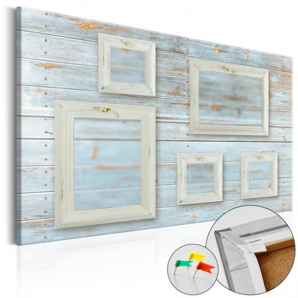 Tablou din plută - Retro Gallery [Corkboard]