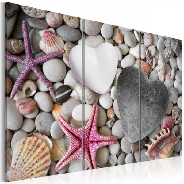 Tablou - Pebbles of love