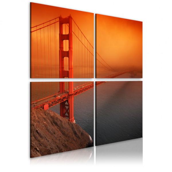Tablou - San Francisco - Golden Gate Bridge
