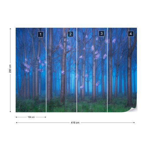 Fairyland Photo Wallpaper Mural