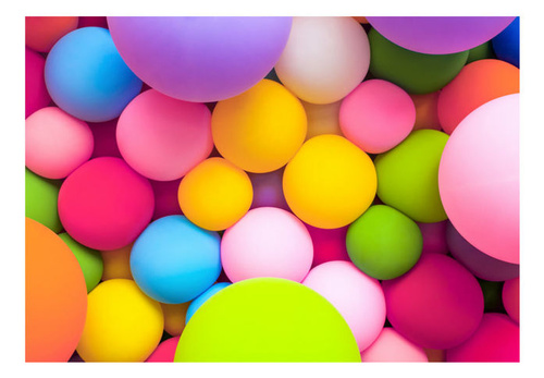 Poze Fototapet - Colourful Balls