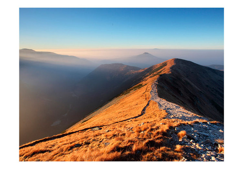 Poze Fototapet - Mountain footpath, Tatras