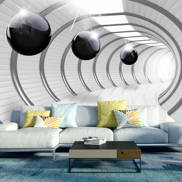 Fototapet XXL - Futuristic Tunnel II