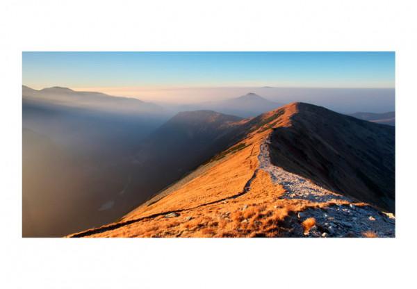 Fototapet XXL - Mountain footpath, Tatras
