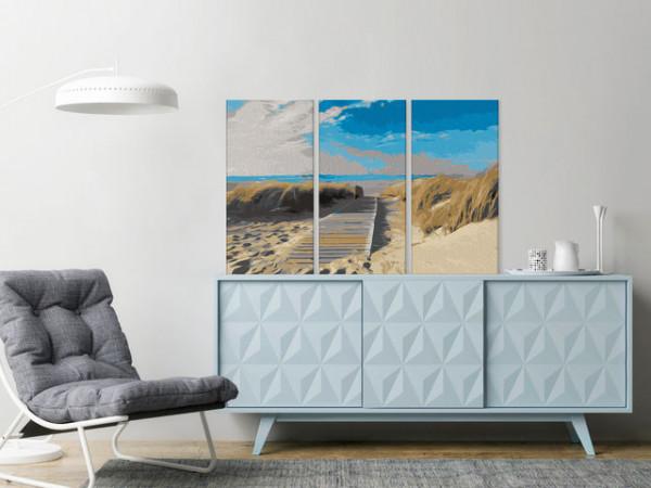 Pictatul pentru recreere - Beach (Blue Sky)