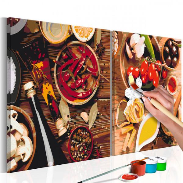 Pictatul pentru recreere - Colourful Spices