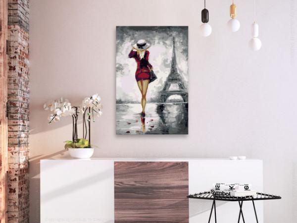 Pictatul pentru recreere - Parisian Girl