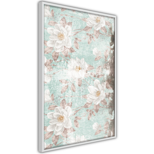 Poster - Floral Muslin