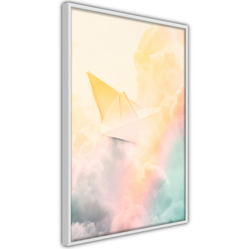 Poster - Paper Boat