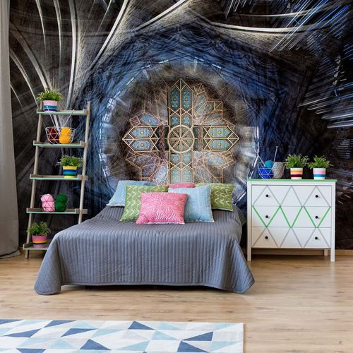 St Davids Cathedral Roof Photo Wallpaper Mural
