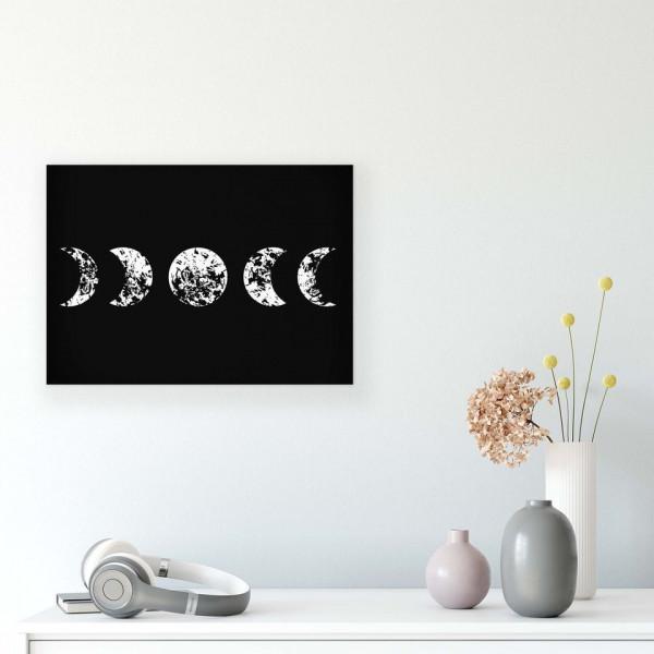 Stars & Space Canvas Photo Print