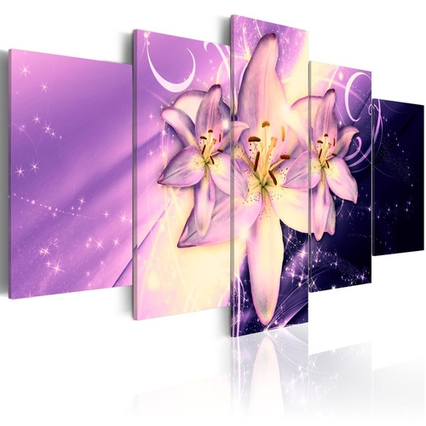 Tablou - Purple Galaxy