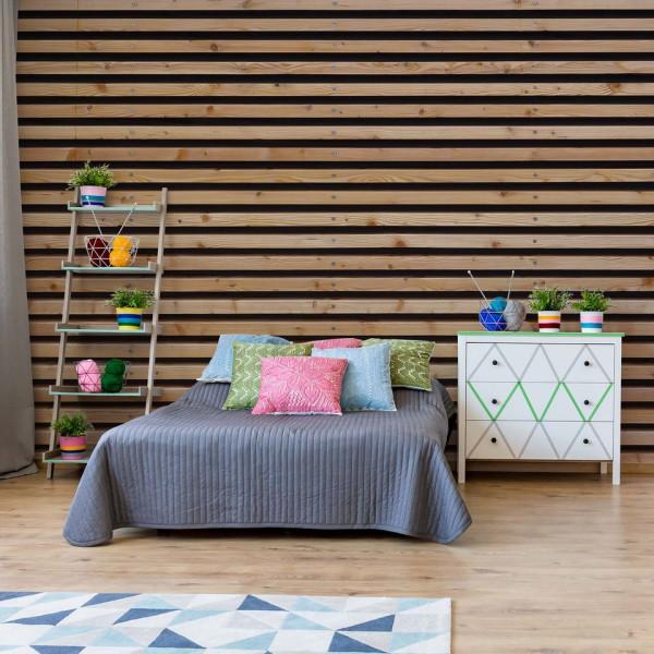 Wood Plank Texture Photo Wallpaper Wall Mural