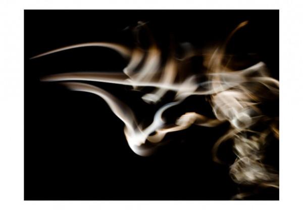 Fototapet - Abstract smoke