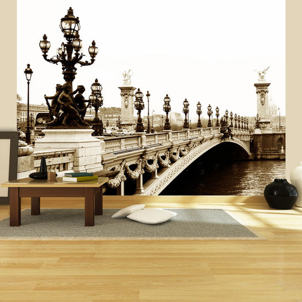 Fototapet - Alexander III Bridge, Paris