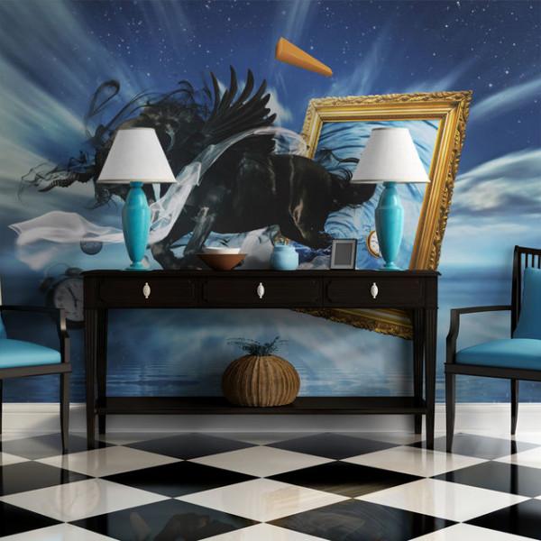Fototapet - Materialization of dreams