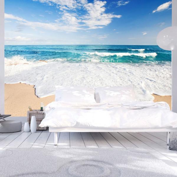 Fototapet - Photo wallpaper – By the sea
