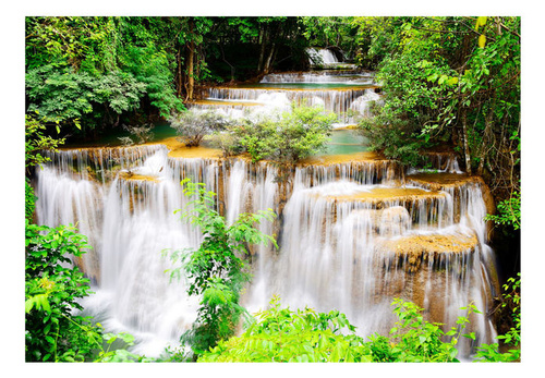 Poze Fototapet - Thai waterfall