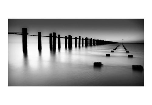 Fototapet XXL - Thames Estuary at Shoeburyness, England