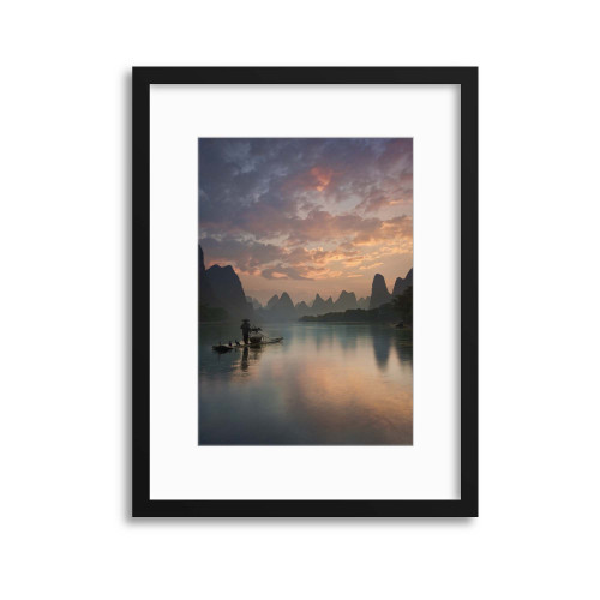 Li River Sunrise by Yan Zhang